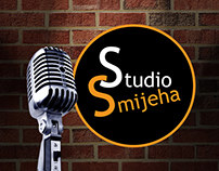 Stand-up Comedy Club Website - Studio Smijeha