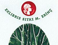Exlibris /Ekslibris /Intaglio