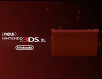 New Nintendo 3DS XL | 3D Modelling