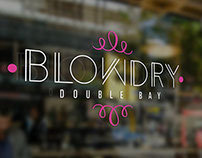 Blow Dry Double Bay