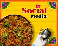 Social Media - Paranthe Wali Galli