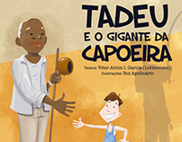 Book: Tadeu and the Giant of Capoeira