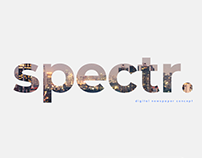 Spectr. — Digital Newspaper