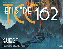 The Citadel Cafe Title Cards 160 to 164