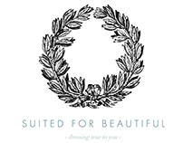 suited For beautiful blog // branding
