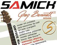 Samick Guitars by Greg Bennett