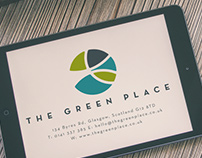 The Green Place – Corporate Identity