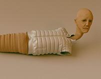 The Human Worm