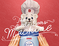 The little bears machine.