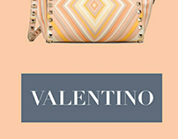 Fashion-(VALENTINO)  meets Technology-(MIUI)