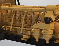 Animación 3D Generadores IIASA-CAT