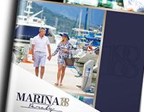Folder Institucional - Marina 188