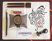 JORD Woodwatches. Chivalry Is Timeless