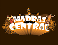 Madras Central Logo Animation