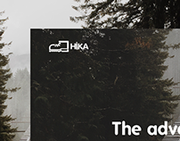 HIKA | web design