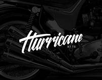 Hurricane - bike branding