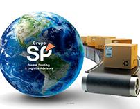 GrupoSP   Global Trading & Logistic Advisors » Branding