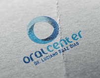 Redesign de marca - Oral Center