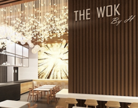 The Wok By H
