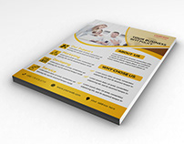 Corporate Business Flayer
