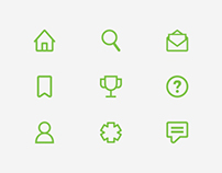 Change Healthcare® UI Icon Library