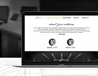 Jizi Interiors Webdesign