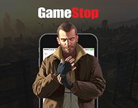 GameStop - iOS Checkout App