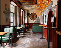 Photo of interior(Comercial) Bar Passage Adler's