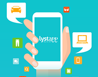 LYST APP, BEST BUYING AND SELLING MOBILE APP