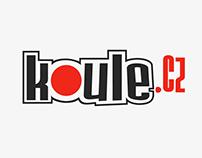 Koule.cz web magazine Logotype