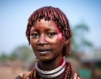 The Hamar Tribe