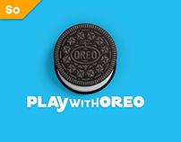 Play With Oreo / Social Media