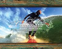 Caloundra Surf Festival - 16 x 9 Graphic