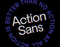 Action Sans - Free Fonts