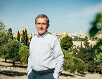 48 Hours in Jerusalem for BBC Radio 4