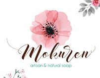 Mokuren Diseño de marca