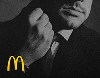 McDonald's Microsites