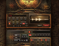 Soundiron - Voices of Gaia Kontakt GUI Design