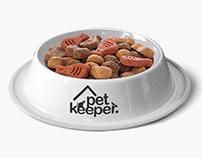 Pet Keeper Branding