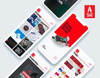 DesignerKang Website UX/UI Renewal