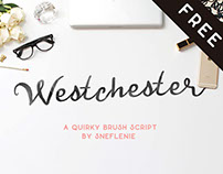 WESTCHESTER - FREE FONT