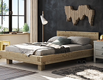 Catalogue Bedroom for RT
