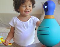 Bóbi • the toyrobot