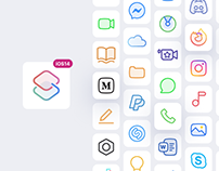 ICOS Icons for iOS 14