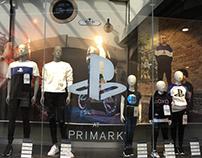 Playstation - Primark capsule range