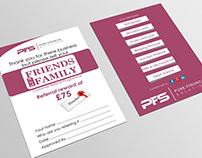 Promotional coupon designs