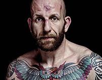 Portrait of MMA Venator Fighting Championship fighters