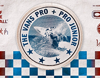 The Vans PRO 2014