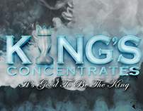 King's Concentrates - Branding, Design