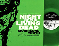 Morricone Youth Night of the Living Dead Album Cover